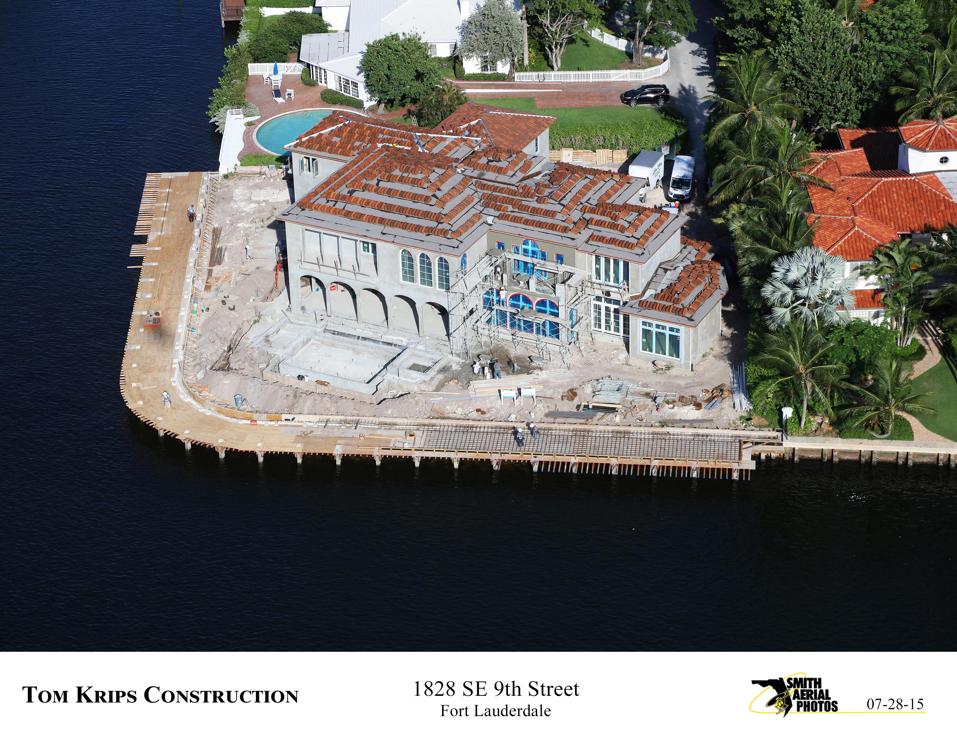 Marine Division Tom Krips Construction