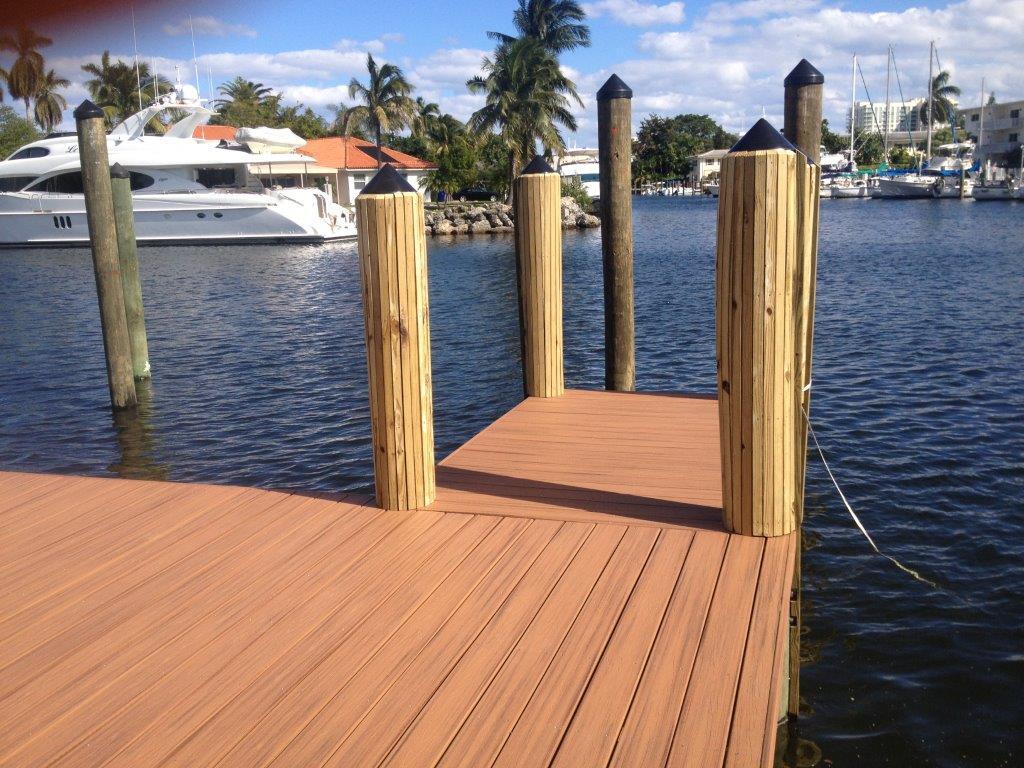 #1 Composite Dock