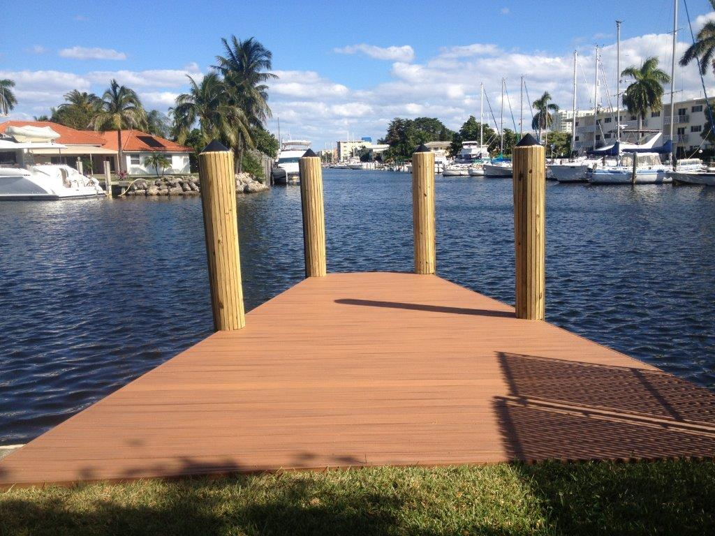 #2 Composite Dock
