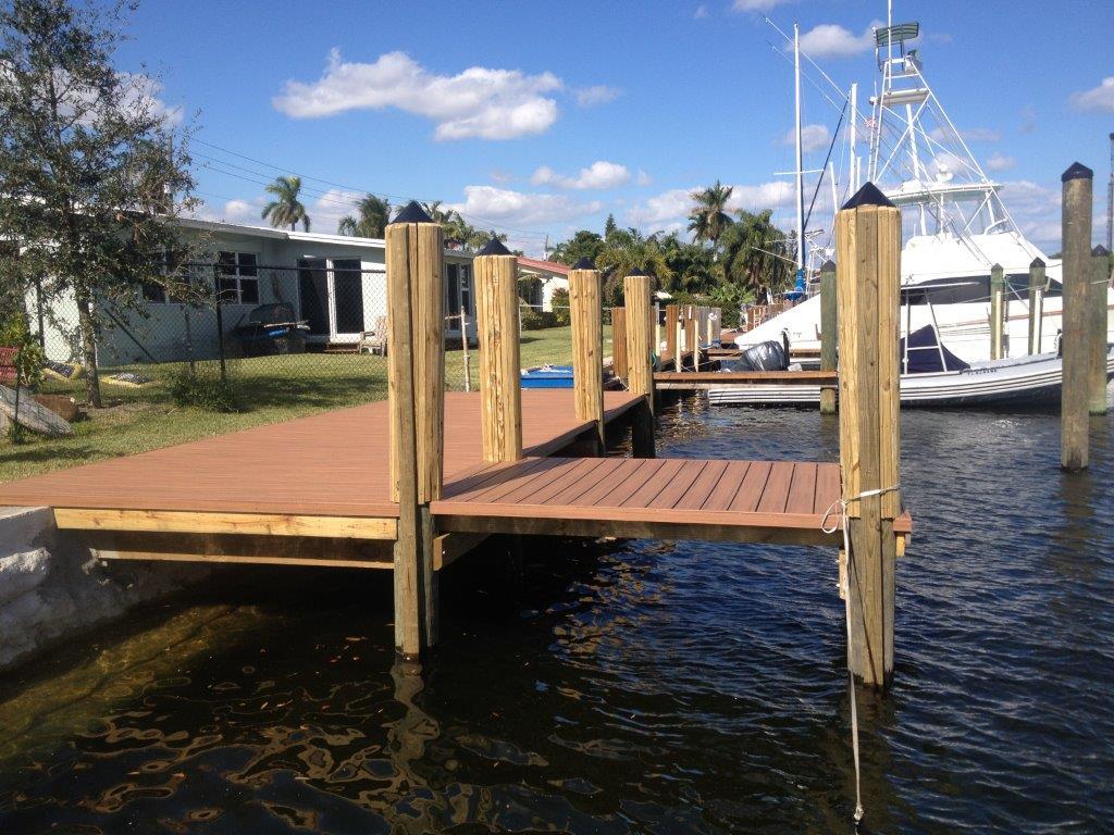 #4 Composite Dock